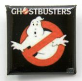 Ghostbusters - 'Logo' Square Badge